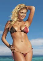 Kate Upton Hot by elmatiax