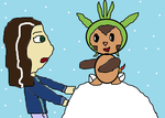 Tricia And Chespin by MJSmoothCriminal999