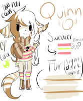 Quinn by PicaTails