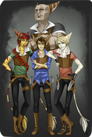 The Big Boys by DeviantTear