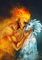 ice and fire by radacs