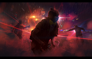 robbery by SimonWeaner