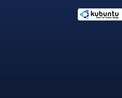 lined kubuntu wallpaper by TryAgainBeats