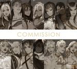 COMMISSION OPEN by Angju