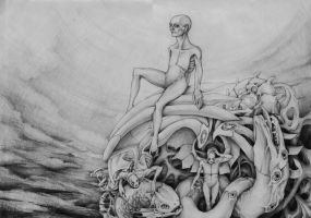 Demiurge by InkOut