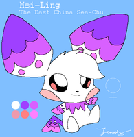 Mei-Ling the SeaChuRef Sheet by HeartinaThePony