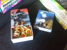 Sentinels of the Multiverse Token Boxes by mutePenguin