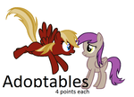 Adoptables by Mocha678