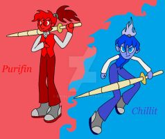 EGS Purifin and Chillit by Bioblood
