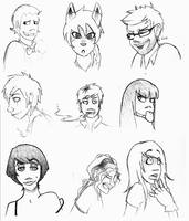 Expression practice by PiXeLoCeAn