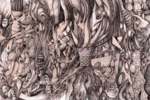 Roots of Chaos by the-surreal-arts