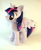 Alicorn Twilight by PlanetPlush