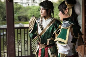 Dynasty Warriors 8: Our dream! by roadscream