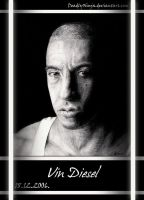 Vin Diesel +edited+ by DeadlyNinja