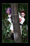 Team Rocket - High and Low by AerithReborn