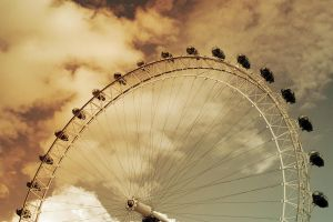 The London Eye by Misspoint