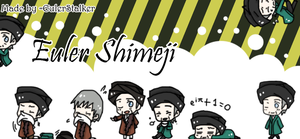 + New Euler Shimeji + by SerketStalker