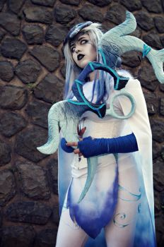 Kindred Cosplay by x3SamyPamy3x