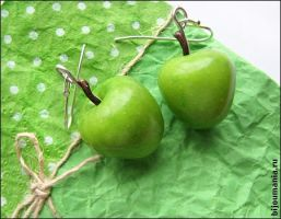 Green apples 3 by allim-lip