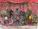 Skeksis court -Color. by SkekLa
