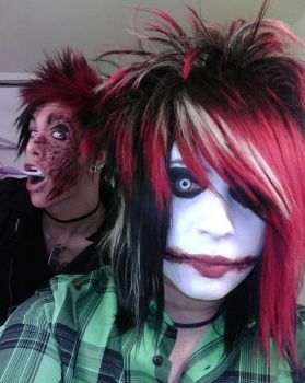 jayy and dahvie by lostgirl77