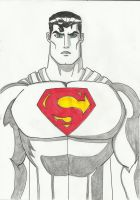 Superman by Nenad87