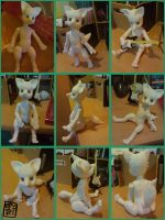 Kitsune Boy BJD by wabi-sabi-ways