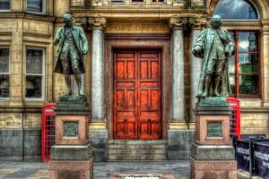 Old Colour Post Office by GaryTaffinder