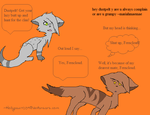 Ask Dustpelt 2 by AirbreezeofHollyclan