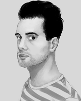Brendon urie by opori