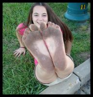 Love Dirty Feet? by ellysdoghouse