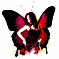 Photomanip - Butterfly by Kagaya
