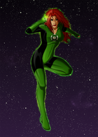 Green Lantern by Sajren91