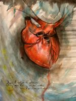 Heart by hever