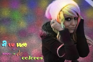 Mi mundo es de colores edition by thekaito15
