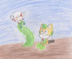 CE:Fun with Plant Powers by gaper4