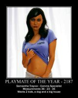 Playmate of the Year by themikefest