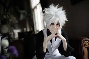 COSPLAY     KHR by SongD