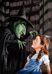 Dorothy and The Witch by donjapy2011