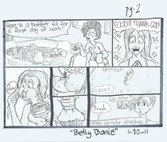 Belly Bonie 1:2 by Angel-Cake-123