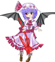 Remilia by Sakayani