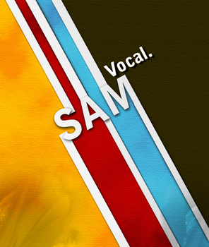 Sam Text by Vocal-xx