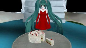 MMD - Come And Eat The Cake Of My Wonderland by LordVaatiXsis