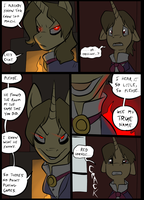 MLP Project - Blood is Thicker... 13 by Metal-Kitty