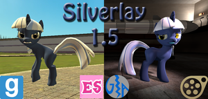 Silverlay 1.5 (GMOD and SFM) by GameAct3