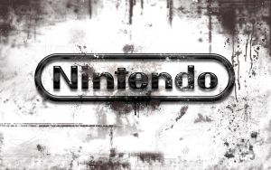 Nintendo Logo Wallpaper by Desidus