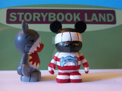 Storybook Land by logicaldelusions