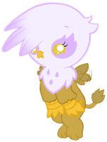 Baby Gilda Learns to Fly by Riftress