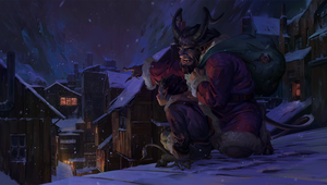 Son of the Krampus by Nonparanoid