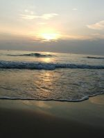 Sunrise at bintan pt 2 by hawick